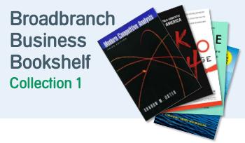 Broadbranch Business Bookshelf Collection 1